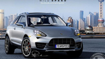 Porsche Cajun to offer powerful diesel engine - report