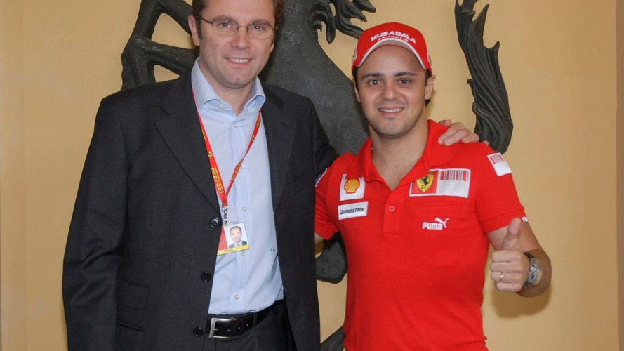 Massa hints at Abu Dhabi F1 return