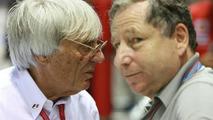 FIA still supports embattled Ecclestone - Todt