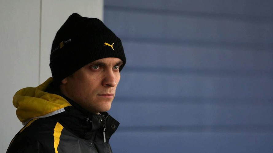 Petrov given until mid-season to score points