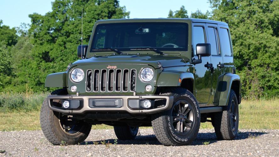 Jeep recalling 182K Wranglers for faulty impact sensor