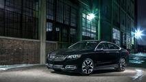 2016 Chevrolet Impala Midnight Edition unveiled