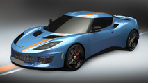 Lotus Evora 400 gets exclusive livery chosen by fans