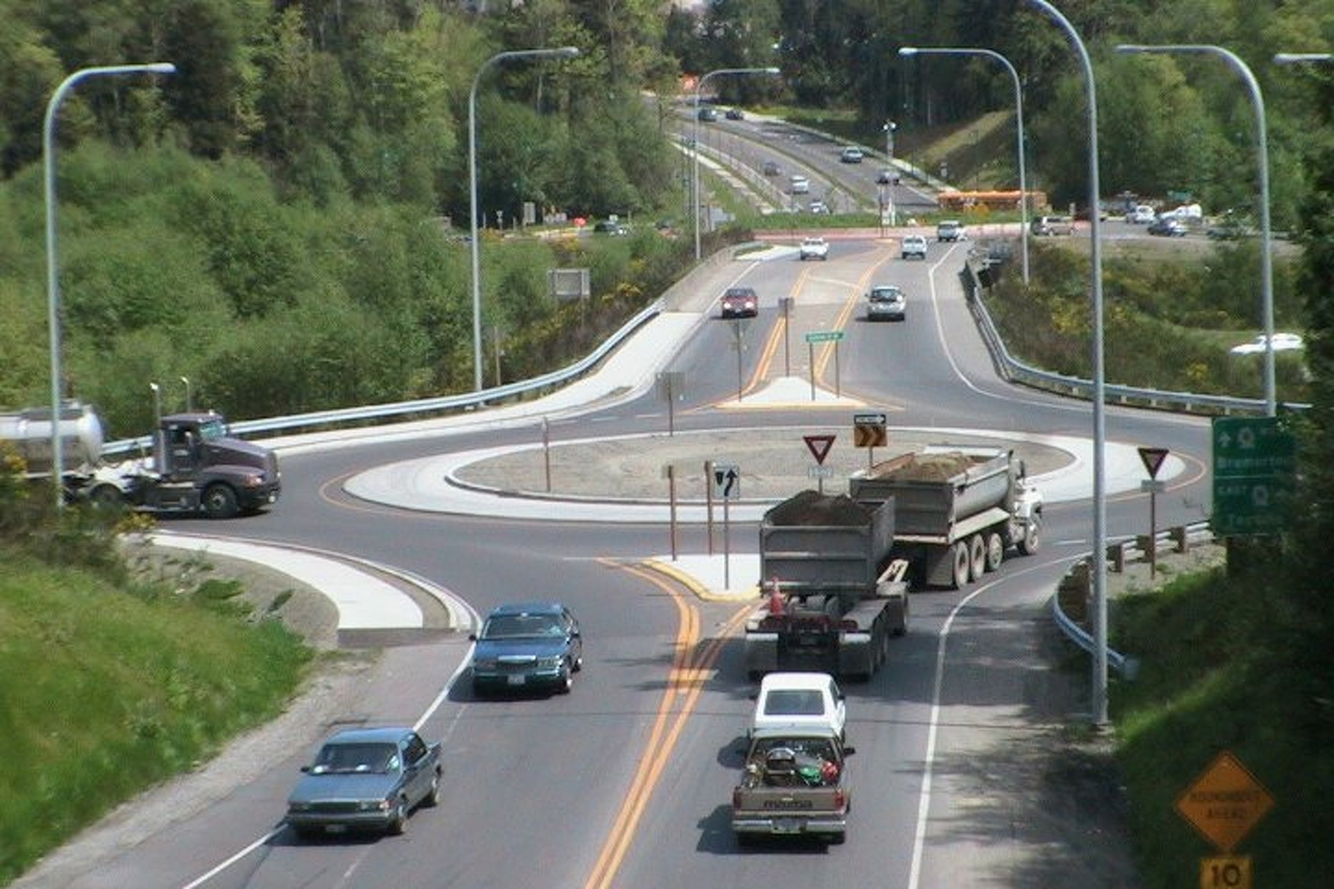 Is the Roundabout the Key to Safer Intersections?
