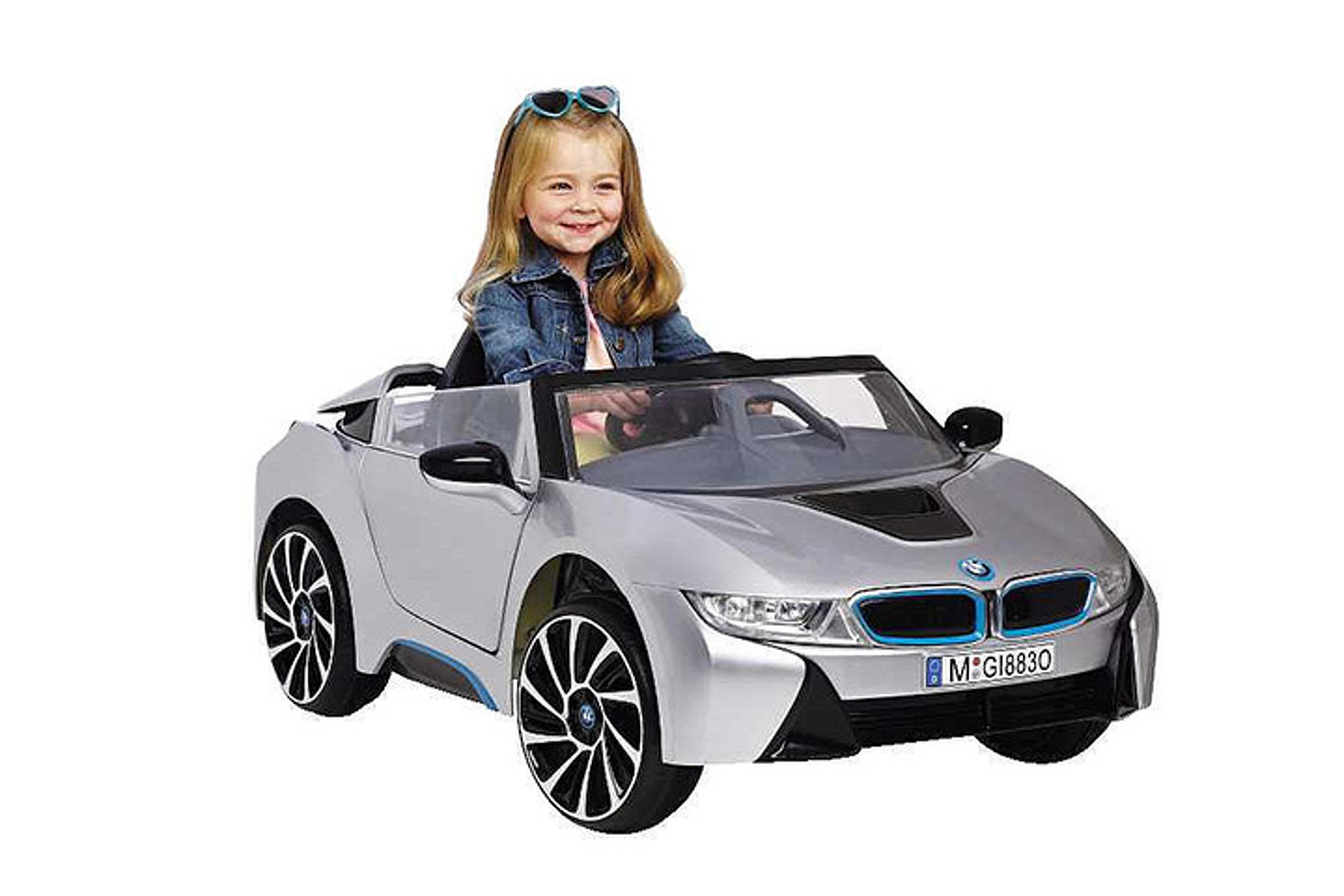 Avigo Bmw I8 >> Make Your Kid Love You with this Fancy Driveable BMW i8 ...