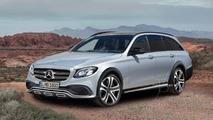 Mercedes Classe E All Terrain : La guerre fait rage
