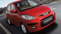 Hyundai i10 Unveiled in India