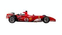 Ferrari F1 Race car 1:1 replica
