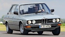 BMW takes a look back at all previous 5 Series generations