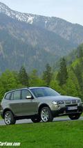 BMW X3 Facelift