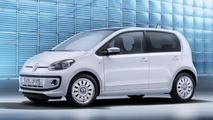 OFFICIAL: Volkswagen Up! five-door revealed