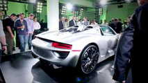 Porsche 918 Spyder production version