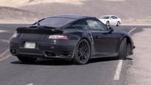 2013 Porsche 911 Turbo spied in the U.S.