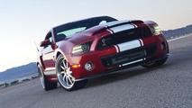 2013 Shelby GT500 Super Snake revealed