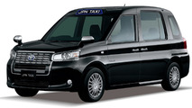 Toyota to preview next-gen taxi for Japan with updated JPN Taxi Concept