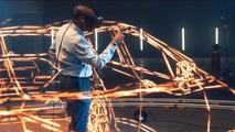 Vidéo - Un artiste dessine la nouvelle Nissan Micra de mémoire