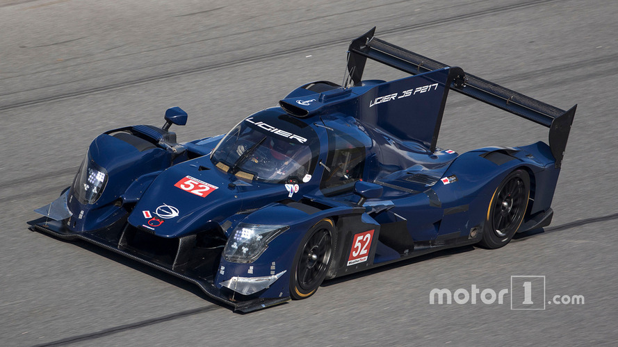 La Ligier JS P217 a effectué sa première sortie à Daytona