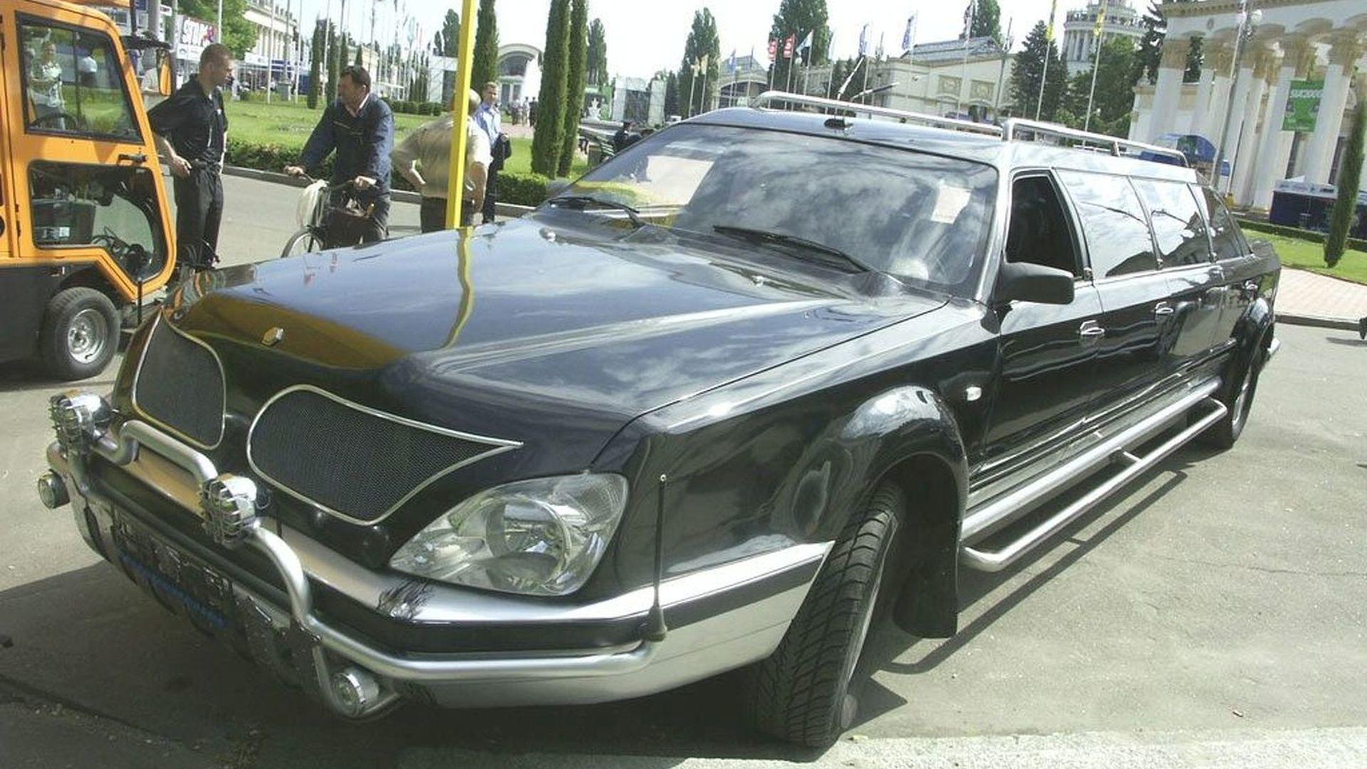 Unique Ukranian BIL-2005 Limousine