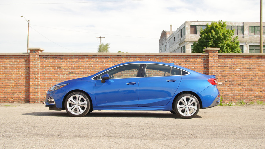 2016 Chevrolet Cruze Premier   Why Buy?