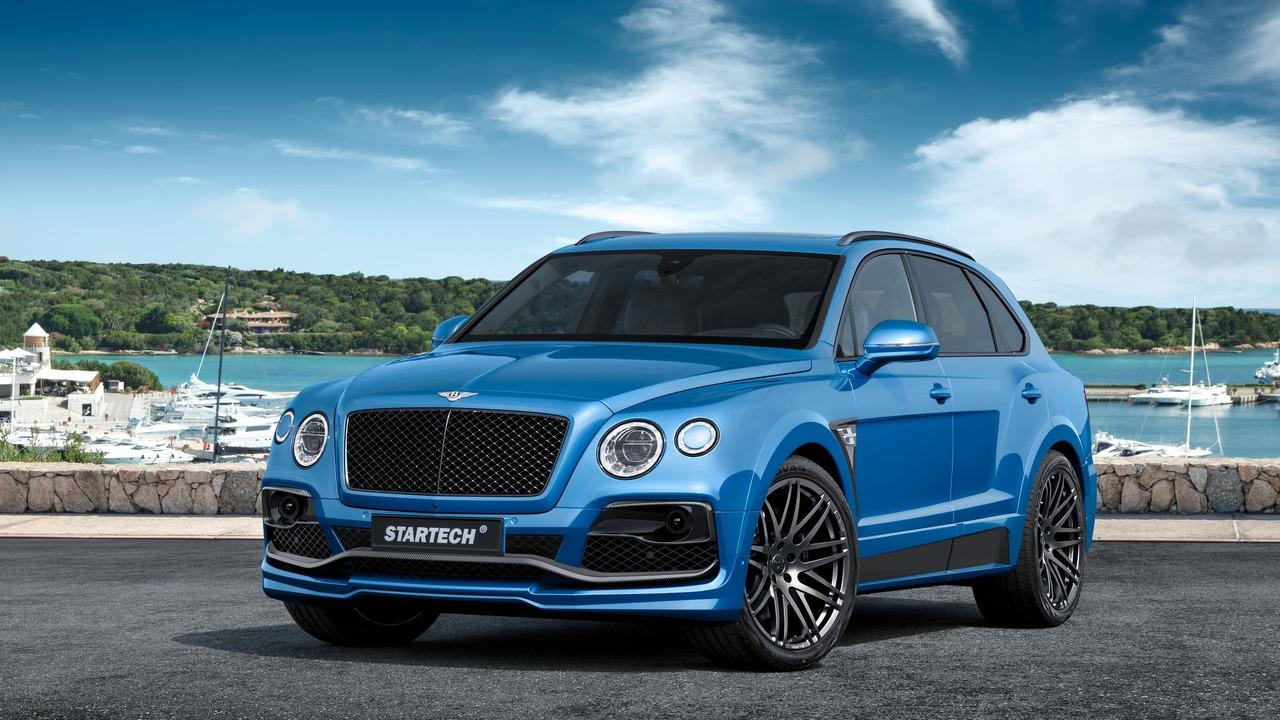 Bentley Bentayga by StarTech