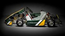 Caterham preparing affordable TAG 125 karting championship in UK