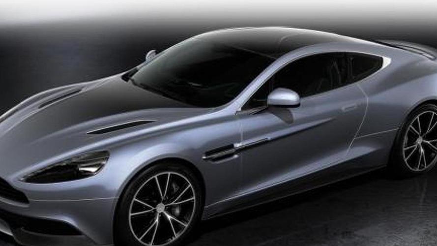 Aston Martin Centenary Edition Vanquish revealed