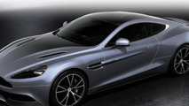 Aston Martin Centenary Edition Vanquish revealed