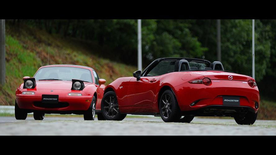 Mazda has way cooler MX-5's ready for Tokyo Auto Salon