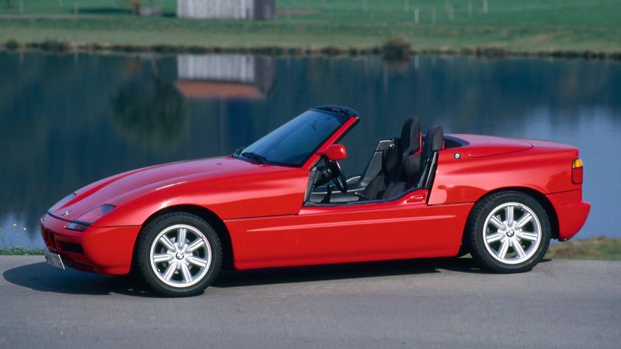 BMW Z1 (1988) – Z comme Z1