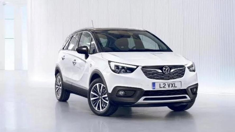 Opel Crossland X - Sucessor da Meriva aparece antes da hora