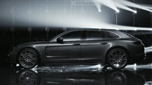 Porsche Panamera Sport Turismo shows its wagon roots in first videos