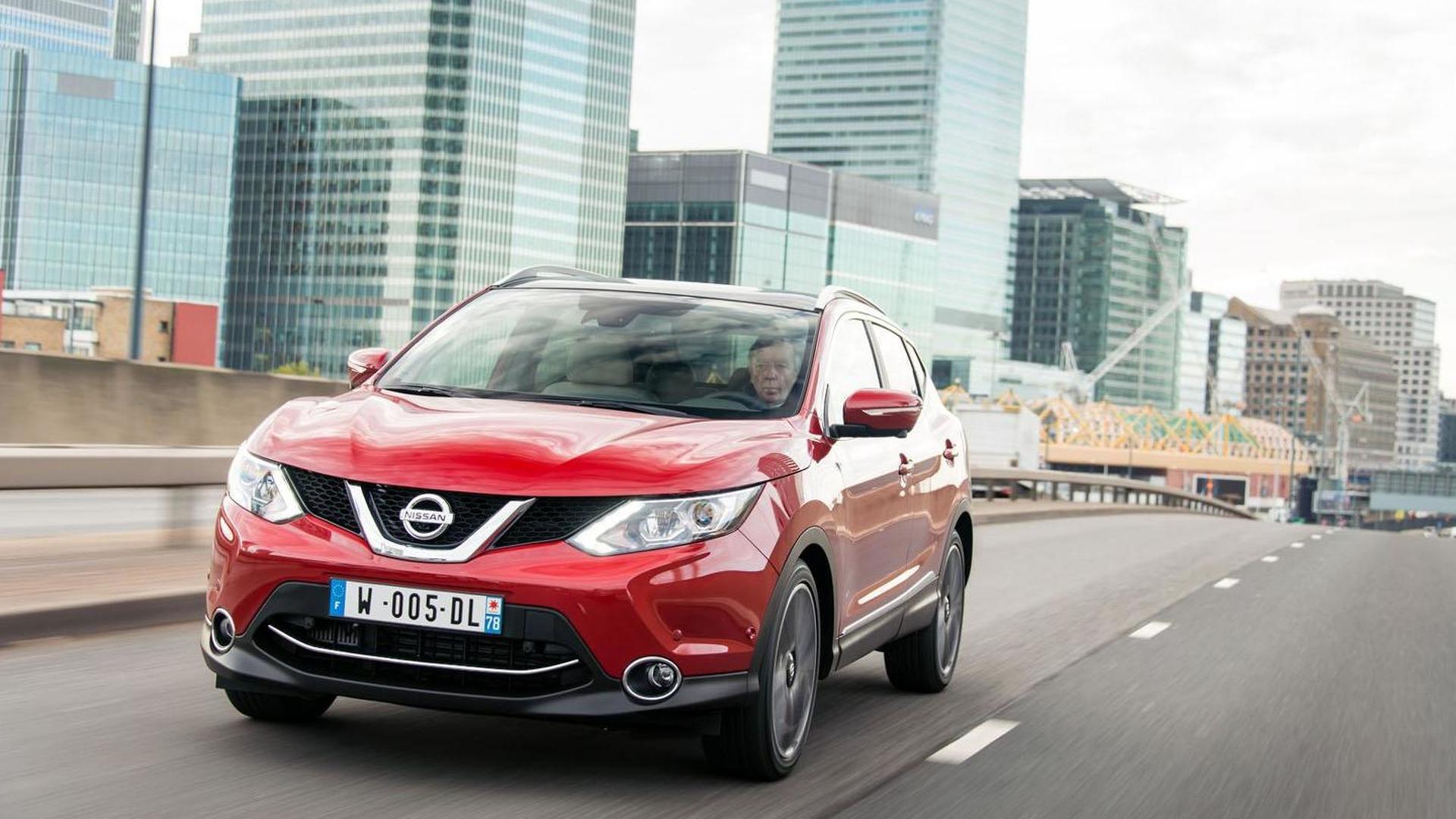 2014 Nissan Qashqai Premier Limited Edition announced