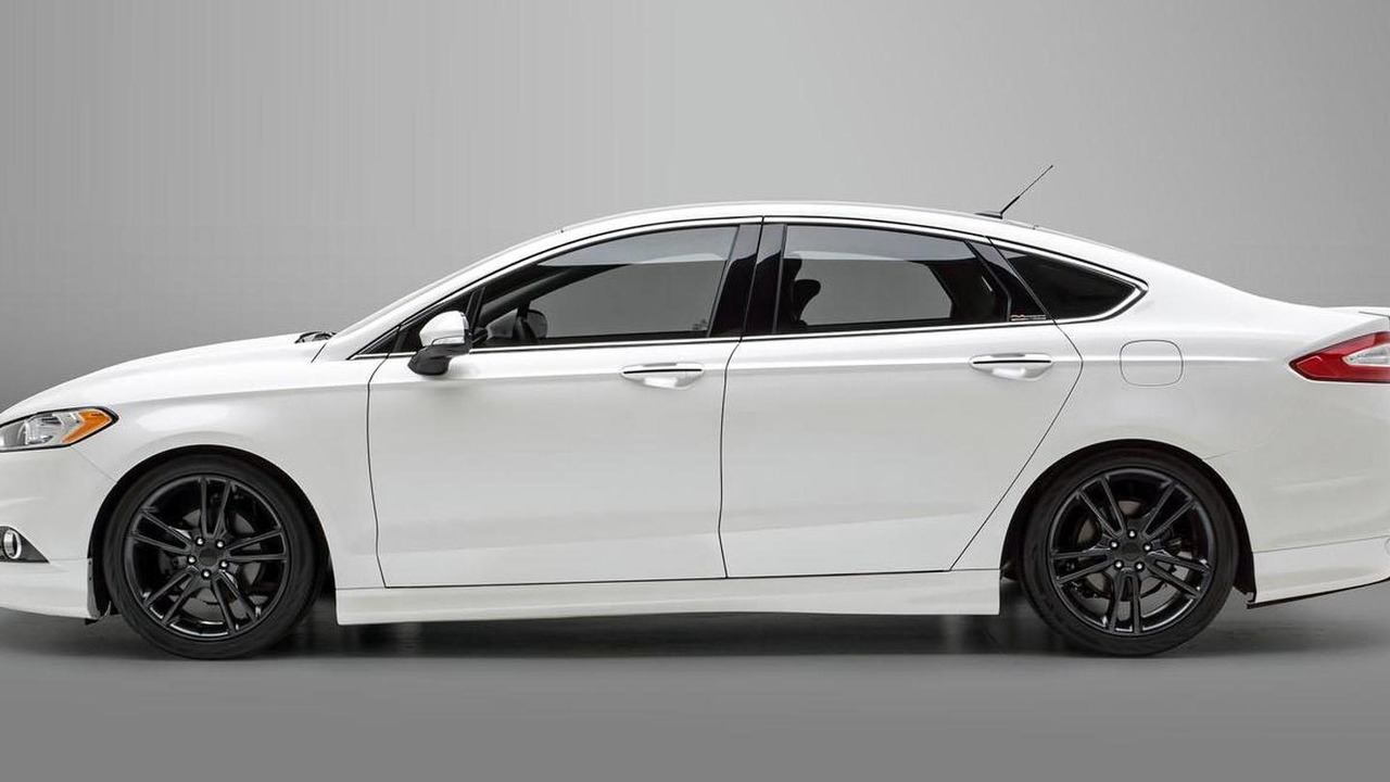 Ford Fusion by 3DCarbon 02.10.2013
