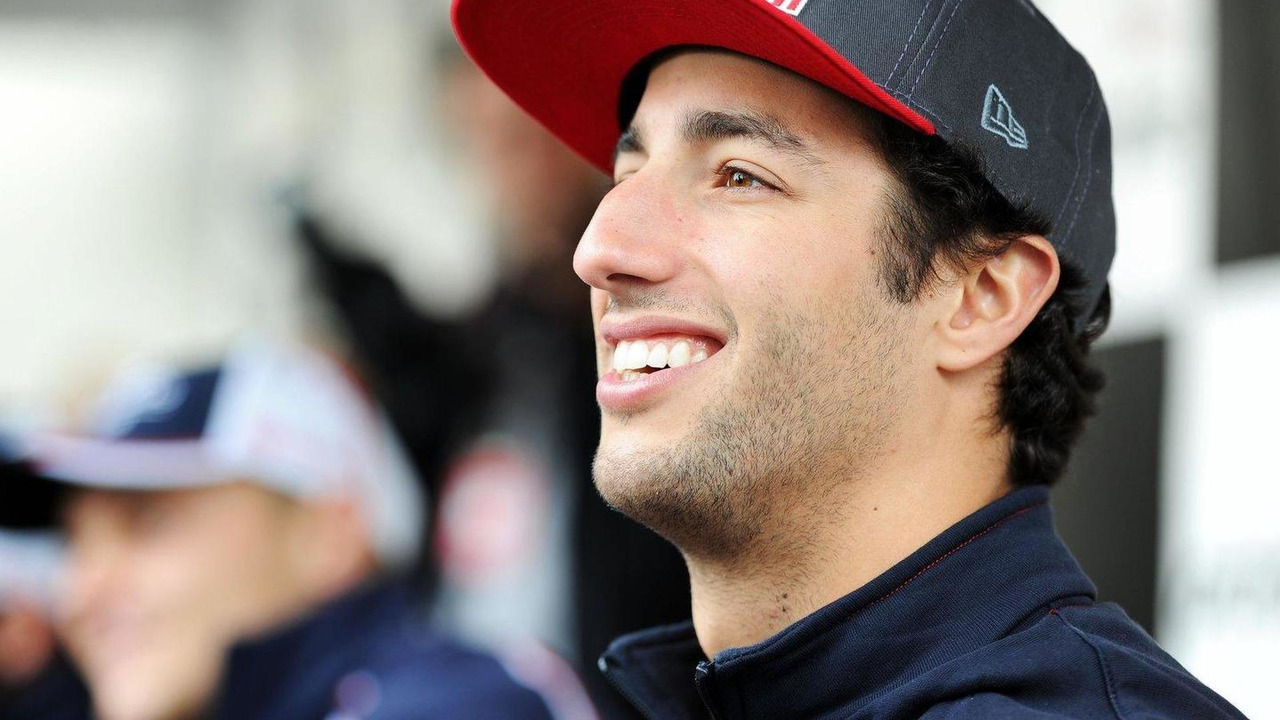 Daniel Ricciardo 06.06.2013 Canadian Grand Prix