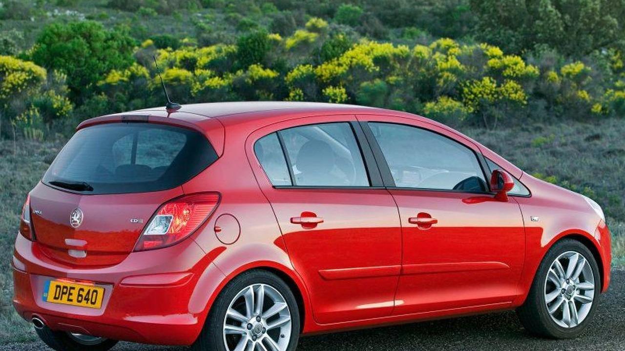 New Vauxhall Corsa