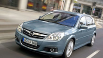 Opel Signum facelift
