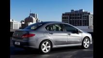 Novo Peugoet 308 Sedan - Divulgadas imagens oficiais do sedan 408 chinês