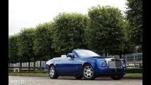 Rolls-Royce Phantom Drophead Coupe at Masterpiece London
