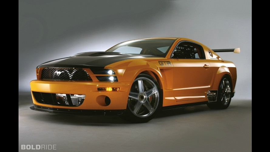 Ford Mustang GT-R 40th Anniversary Concept