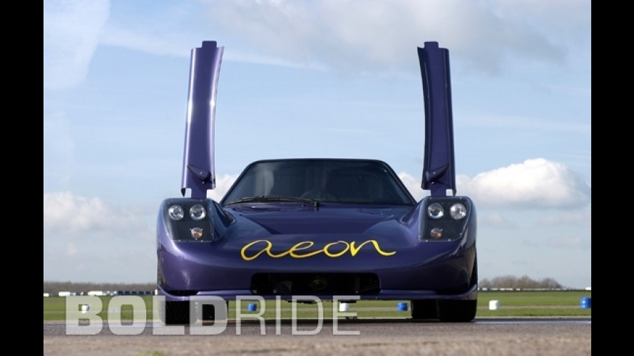 Aeon GT3 Coupe