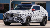 Mercedes-Benz ML Coupe spied testing in U.S.