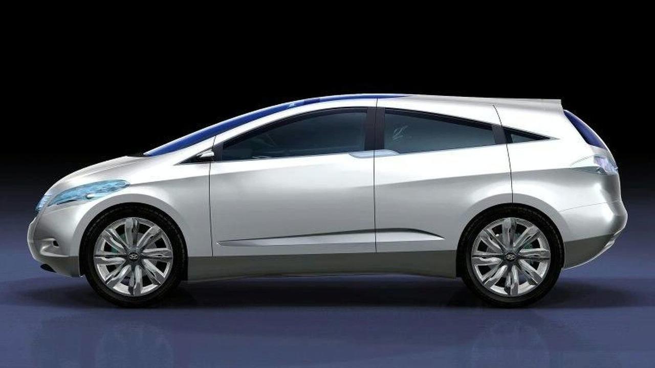 Hyundai i-Blue Fuel Cell Concept
