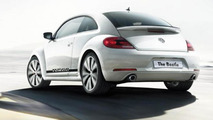 Volkswagen Beetle Turbo Silver