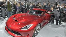 2013 SRT Viper live in New York 04.04.2012