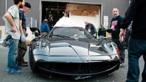 Pagani Huayra gets optional 112,500 EUR full carbon bodywork