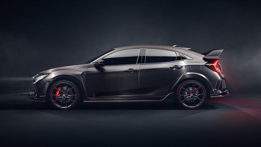 Honda confirms Civic Type R to get CVT trans