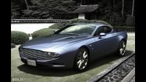 Aston Martin DBS Coupe Zagato Centennial