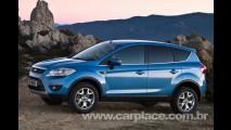 Ford apresenta o Novo Crossover Ford Kuga no Salão de Genebra - Veja Fotos