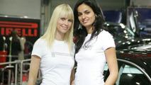 Essen Motor Show Girl 2006