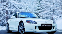 Honda S2000 Ultimate Edition - the roadster's Swan Song